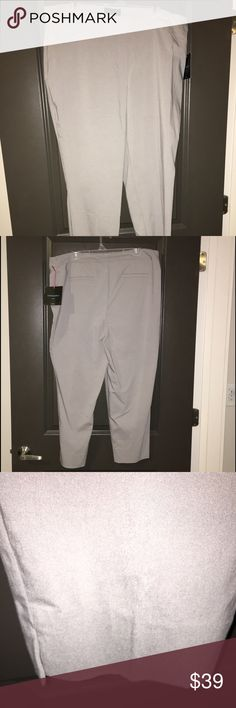 Grey Cynthia Rowley Capri pants Summertime fun Cynthia Rowley Capri pants **BRAND NEW** Cynthia Rowley Pants Capris