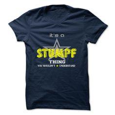 SunFrogShirts cool  STUMPF -  Discount 15% Check more at http://tshirtsock.com/camping/hot-tshirt-name-font-stumpf-discount-15.html