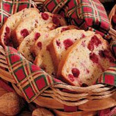 Cranberry Nut Bread Recipe   Yummly