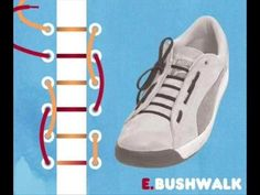 15 cute ways to tie your shoes