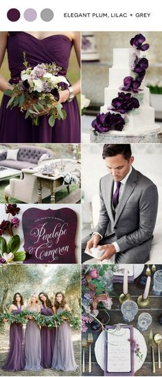50 Best Of Wedding Color Combination Ideas 2017 (55)