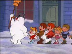 #frosty