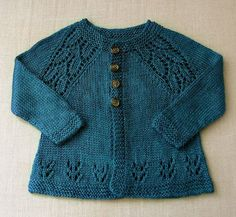 Baby Knitting Patterns Sweaters Free knitting pattern for baby cardigan Maille and more baby cardigansKnit baby cardigan sweater with leaf motifRavelry: fionacupcake's in threes: a baby cardiganRavelry: Spring Baby Sweater knit from Maile Sweater pat Cardigan Bebe, Knitted Baby Cardigan, Knit Baby Sweaters, Knitted Baby Clothes, Knitting Sweaters, Baby Knits, Cardigan Sweaters, Toddler Cardigan, Baby Sweater Patterns