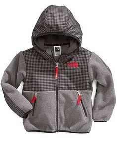 The North Face Kids Jacket, Toddler Boys Denali Fleece Jacket - Kids - Macy's