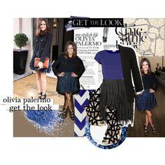 Olivia Palermo, created by thegiggleofacucumber on Polyvore