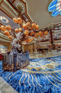 Disney Reveals the Ghoulish Details of the 2014 Halloween on the High Seas Sailings • The Disney Cruise Line Blog
