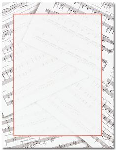 Music border images about musical borders and clip art on clip Music Border, Music Clipart, Music Crafts, Piano Teaching, Borders For Paper, Music Pictures, Elementary Music, Music Classroom, Note Paper