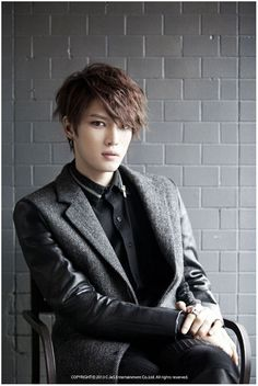 Kim Jae Joong Exclusive Interview Photos of StarNews