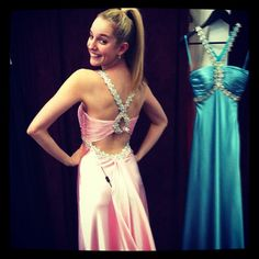 Real Hollywood Dresses