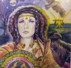 ♥ Morgane, Priestess of Avalon ♥