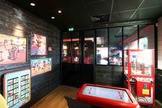 Agencement zone enfant Buffalo Grill Ste Eulalie (hors jeux) Restaurants, Decoration, Jukebox, Buffalo, Retail, Inspiration, Gaming, Kid, Decor