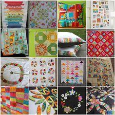 rainbow stack quilt