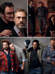 Say what you may about the financially troubled Annie Leibovitz, but you just can't deny that every image she takes gives you an emotional experience. In V