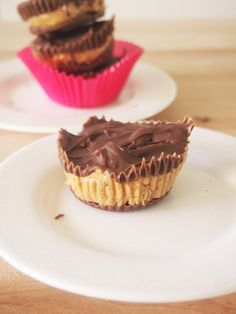 Carob Peanut Butter Cups- no caffeine- perfect for Theo!