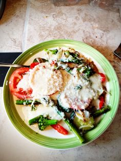 Healthy Cottage Cheese Alfredo With Vegetables