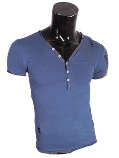 """T-Shirt Ampio Scollo """"V"""""""