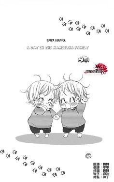 Gakuen Babysitters extra - super cute