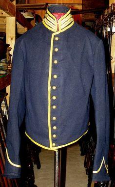 Pattern 1855 US Cavalry Shell Jacket