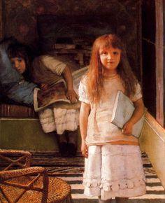 Sir Lawrence Alma Tadema - Concha de la Calle - Álbumes web de Picasa