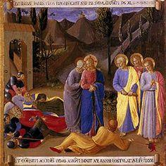 Fra Angelico  El Beso de Judas 1450