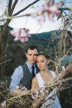 Wild flowers near the lake #destinationwedding #wildflowers  Brad & Nicole's wedding photos shot by Hitch and Sparrow Wedding Co. in Laguna de Apollo, Nicaragua