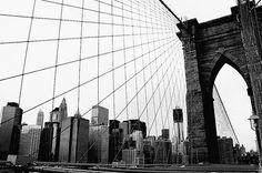 My Hood- Brooklyn Bridge + Financial District. NYC. #NewYork #BrooklynBridge #FinancialDistrict