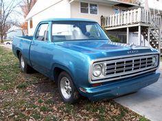Lets see Pro Street 1976 Dodge Trucks!!! - Mopar General Discussions - Mopar Forum