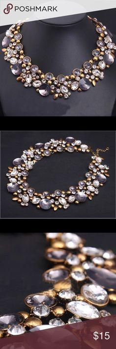 ✅ANNIVERSARY SALE   Luna statement necklace Beautiful and elegant chocker Jewelry Necklaces
