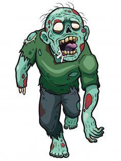 Buy Zombie by SARAROOM on GraphicRiver. Vector illustration of Cartoon Zombie character Zombie Halloween, Art Zombie, Anime Zombie, Cartoon Tattoos, Cartoon Drawings, Cartoon Art, Zombie Drawings, Halloween Drawings, Illustration Cartoon