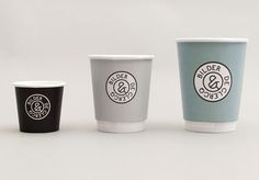 The graphic identity, packaging and kitchenware for Bilder & De Clercq, designed by …,staat.
