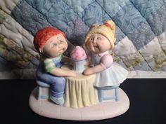 CABBAGE PATCH KIDS MILKSHAKE FIGURINE XAVIER ROBERTS 1984 COLLECTIBLE  | eBay