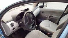 Čištění interiéru vozidel
