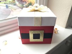 Your place to buy and sell all things handmade Cute Christmas Gifts, Christmas Decorations, Creative Birthday Cards, Exploding Box Card, Shaped Cards, Card Tutorials, Diy Box, Wedding Humor, Decorative Boxes