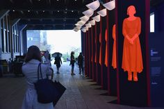 'The Handmaid's Tale' inspires a provocative public art piece on the High Line - Curbed NYclockmenumore-arrow : Now you have no excuse not to read Margaret Atwood's classic novel, which inspired the Hulu series