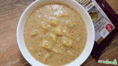 Sajtos-tejszínes krumplifőzelék Izu, Cheeseburger Chowder, Food, Essen, Meals, Yemek, Eten
