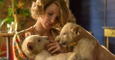 Zookeeper's Wife: Jessica Chastain Shines as a Holocaust Hero -- The Zookeeper's Wife explores the remarkable true story behind a Polish couple's courage during World War II. -- http://movieweb.com/zookeepers-wife-movie-review-jessica-chastain/