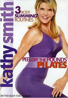 Kathy Smith - Peel off the Pounds Pilates DVD Movie http://www.inetvideo.com/collections/inetvideo-kathy-smith-videos-on-dvd