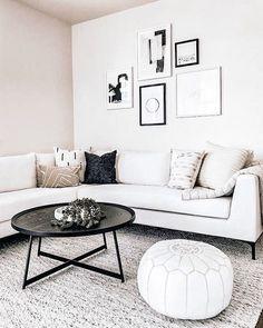 "A N D R E A S A N D O V A L on Instagram: ""I can't resist 🤍. #tbt #thatroomiseverything #inredningochdesign #heminredningsinspo #scandinavianhome #nordicminimalism #nordicliving…"" Nordic Living, H Design, Scandinavian Home, Minimalism, Table, Furniture, Instagram, Home Decor, Decoration Home"