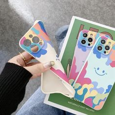 Summer Ice Cream Smile Face Cute Phone Case For iPhone 12 Mini 11 Pro Max X XR XS Max 7 8 Plus SE 2020 | Touchy Style Cute Iphone 5 Cases, Cute Cases, Iphone Phone Cases, Iphone 8 Plus, Iphone 11, Summer Ice Cream, Cheap Iphones, Best Iphone, Iphone Accessories