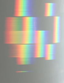 Third picture of Tokujin Yoshioka First Large Scale Exhibit in Japan Aesthetic Backgrounds, Aesthetic Wallpapers, Presets Photoshop, Projector Photography, Rainbow Light, Rainbow Aesthetic, Museum Of Contemporary Art, Background For Photography, Light Art