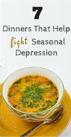 Dinners That Help Fight Seasonal Depression