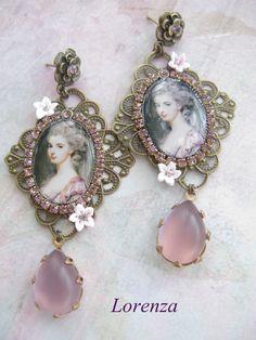 M-A earrings