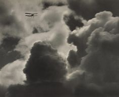 arsvitaest:    Alfred G. Buckham, The Thunderstorm, ca. 1920