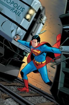 Superman by Chris Sprouse and Karl Story *