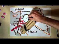 La guerra de Siria explicada en 5 minutos!