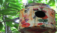 10 DIY Bird Houses That Will Fill Your Garden With Birds - SEEK DIY