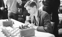 Chess champion Bobby Fischer was born on March 9, 1943.
