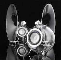 The Ferguson Hill FH007 mini speaker system from the UK.