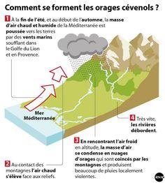 Vigilance orange aux orages : à quoi faut-il s'attendre dans la région ?