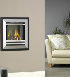 Wall recess gas fire.  http://www.worldstores.co.uk/p/Flavel_Diamond_Hole_in_the_Wall_Gas_Fire.htm